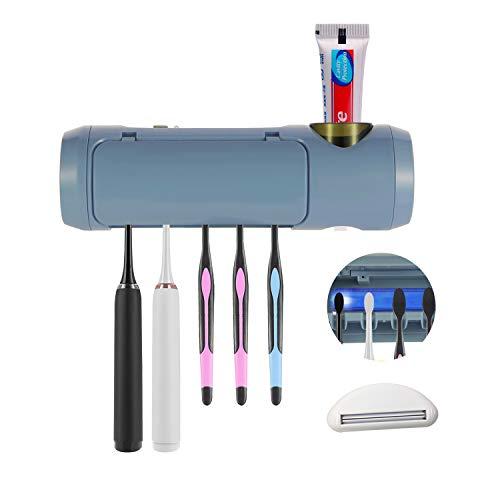 SARMOCARE Toothbrush Sanitizer, UV...