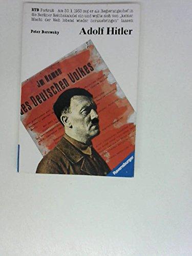 Adolf Hitler (Portrait)