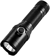 M10 T6 LED 4 Modes 1000Lumens IPX6 Waterproof USB Rechargeable Magnetic Tail LED Flashlight