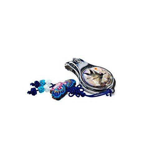 Originelen cortauñas, diseño, natural nácar de accesorios para manicura Ideal para mujeres. Africana de Corea del oficios tradicionales