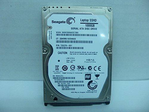 Seagate ST1000LM014P/N: 1EJ164–306F/W: SM28Wu 1TB Sshd Hybrid