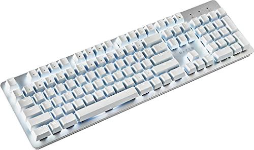 Razer Pro Type Teclado profesional inalámbrico ergonómico para una adecuada productividad en la oficina, inalámbrico USB para PC/Mac, Bluetooth, hasta 4 dispositivos al mismo tiempo, QWERTY, US Layout