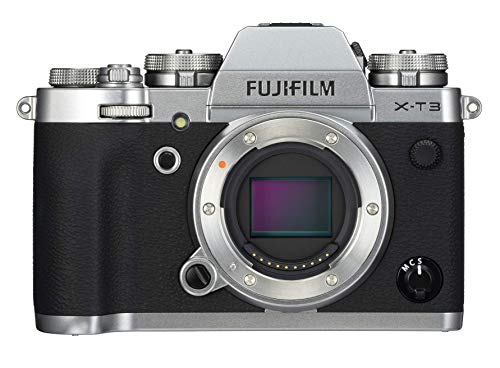 Fujifilm X-T3 Mirrorless Digital Camera (Body...