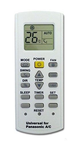kt-pn Telecomando condizionatore climatizzatore Panasonic Aria condizionata - Pompa di Calore - Inverter