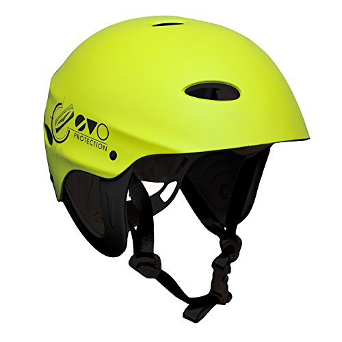 2017 Gul Evo Watersports Helmet Yellow AC0104-B3 Sizes--