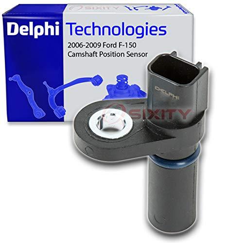 Delphi Camshaft Position Sensor for 2006-2009 Ford F-150 5.4L V8 - Engine Crankshaft