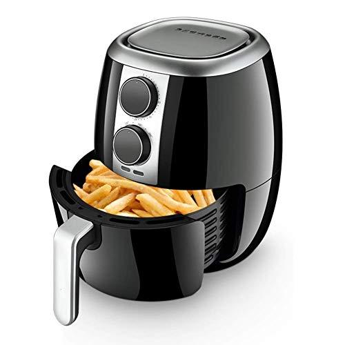Soul hill Elektro Hot Air Fryer Extra Large Capacity Air friteuses en andere accessoireset recepten en spiezen accessoireset Sliver