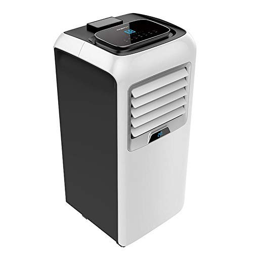 EURGEEN Model A5 Portable Air Conditioner - White and Brown