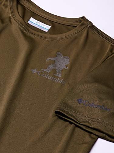 Columbia Kids /& Baby Terra Trail Short-Sleeve T-Shirt