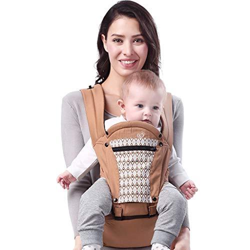 Porte-bébé Support Frontal Siège bébé Tabouret à la Taille Quatre Saisons Quatre Saisons Universel ( Color : A )