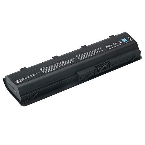 New Replacement 593553-001 593554-001 Laptop Battery Compatible with HP MU06 MU09 584037-001 636631-001 WD548AA 586006-321 593550-001 593562-001 HSTNN-LB0W HSTNN-UB0W HSTNN-CBOW -12 Months Warranty