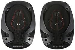 Pioneer TS-R6951S 3 Way Coaxial Speaker (Black),Pioneer,TS-R6951S,Pioneer TS-R6951S speaker,Pioneer speaker,Pioneer speaker Wired,speaker Pioneer TS-R6951S