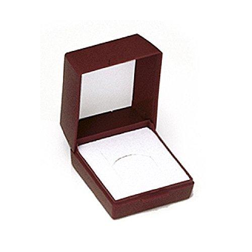 Rouge Boite Cadeau Bijoux Plastique Les Plaisirs de Stella Ecrin pour Parure