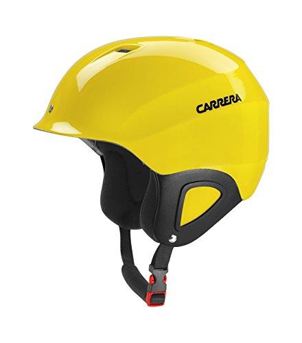 Carrera skihelm Cj-1, geel