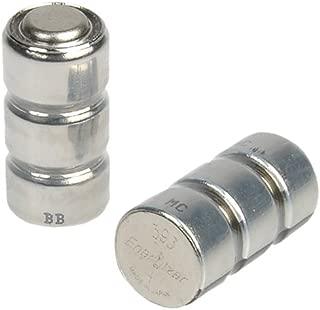 LaserMax 3X393 Silver Oxide Batteries, 1 Pack