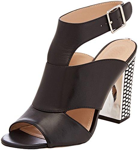 Guess Footwear Dress Shootie  Zapatos con Tacon y Correa de Tobillo Mujer  Negro  36 EU