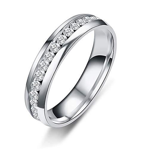 LONG-D 2 Stücke Abnehmen Magnetische Gewicht Verlust Ring String Stimulierung Akupunkturpunkte Gallenstein Ring Fitness Reduzieren Gewicht Ring,Silber,20mm