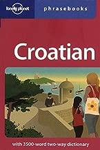 Lonely Planet Croatian Phrasebook (Lonely Planet Phrasebooks)