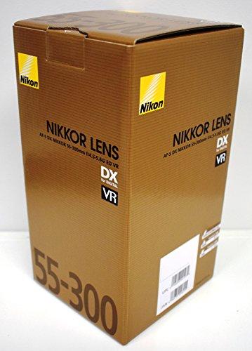 Nikon望遠ズームレンズAF-SDXNIKKOR55-300mmf/4.5-5.6GEDVRニコンDXフォーマット専用