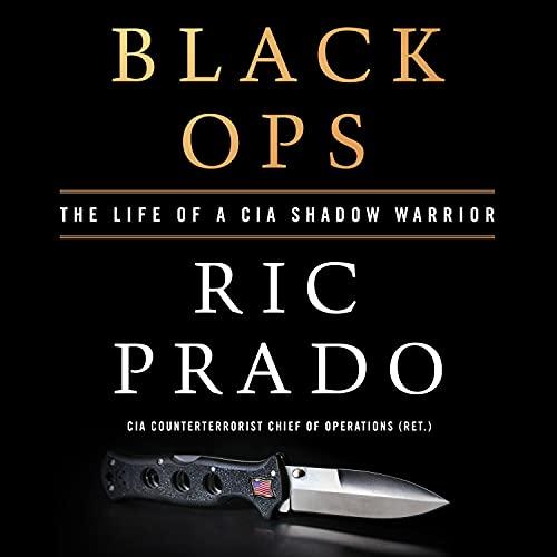 Black Ops Audiobook By Ric Prado cover art