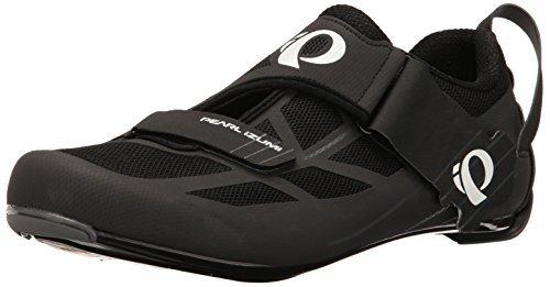 Pearl Izumi Tri Fly Select V6, Zapatillas de Ciclismo de Carretera Unisex Adulto, Negro (Negro), 44 EU