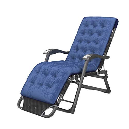 WFFF Sillón de salón reclinable Silla de Ocio portátil, sillón reclinable Plegable y Ajustable para el hogar con reposabrazos de Masaje, Adecuado para almuerzos en Interiores,