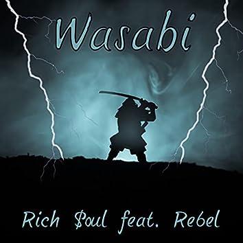 Wasabi (feat. Re6el)