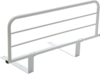 Steel Bunk Bed Guardrail for Adult/Elderly/Child, Home Safety Anti-Fall Anti-Drop Bed Side Baffle (Color : 0cm Thickness mat, Size : 90cm)