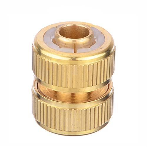 Conectores roscados de 10 tipos, conector de grifo de manguera de jardín, adaptador de tubería de agua de jardín para sistema de riego de riego de jardín