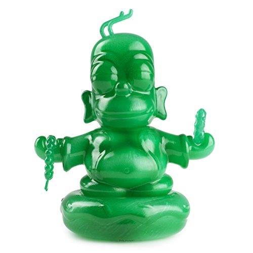 Kidrobot The Simpsons Jade Homer Buddha 3' Vinyl Figure x Exclusive Release