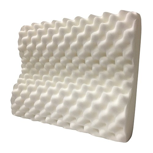 Original Contour Pillow | Orthopedic Design, Egg-Crate Foam