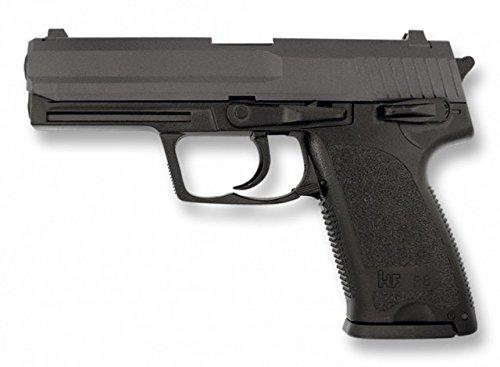 Martinez 35085. Pistola airsoft HA112 in metallo, colore: Nero. Calibro 6 mm. Potenza 0,5 J