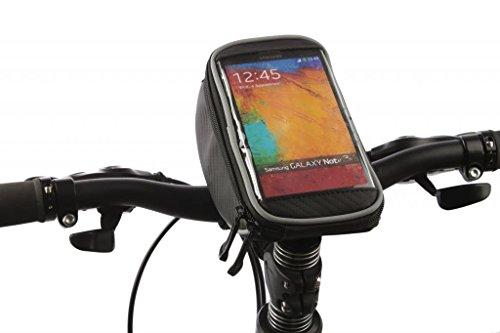 Roswheel Bolsa para el manillar delantera de bicicleta bolsa para 5 pulgadas Celular 1L 11810