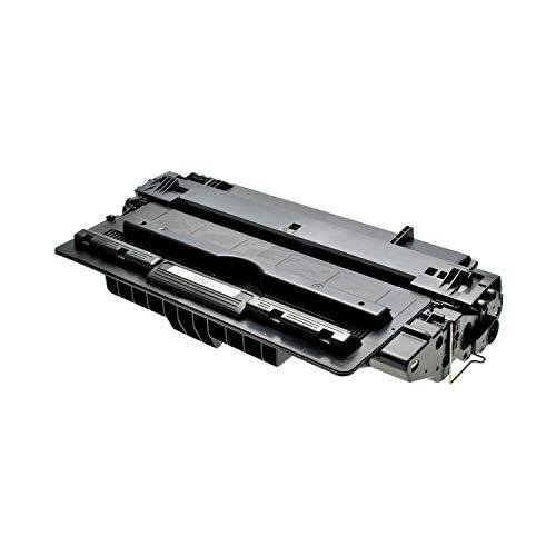 LS - Tóner para HP CF214A (10.000 páginas, compatible con 14A), color negro