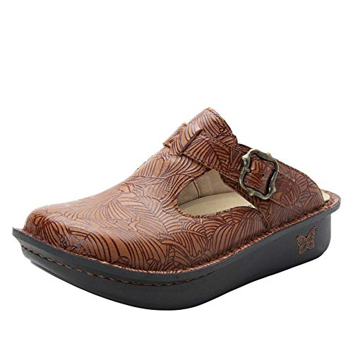 Alegria Classic Womens Shoes Tobacco Leaf 6 M US