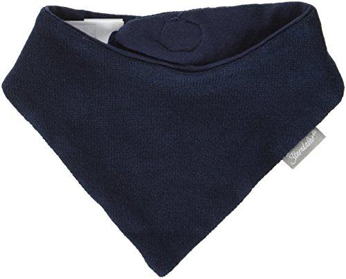 Sterntaler Dreieckstuch mit Klettverschluss, Blau, 1(Herstellergröße: 0-12 Monate)