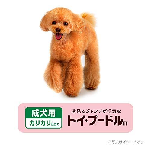 ベストバランス『カリカリ仕立てトイ・プードル用成犬用』