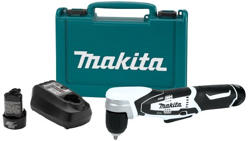 Makita Makita AD02W 12V max Lithium-Ion Cordless 3/8' Right Angle Drill Kit
