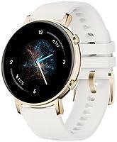 HUAWEI Watch GT 2 Smartwatch (42 mm Full-Color-AMOLED-pekskärm, SPO2-övervakning, pulsmätning, musikuppspelning, 5 ATM...