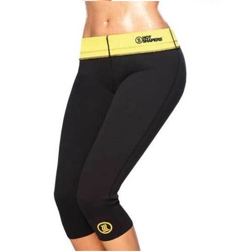 HOT SHAPERS Pantaloncino Pantaloni Sauna Dimagrante Fitness Varie Misure (XL)