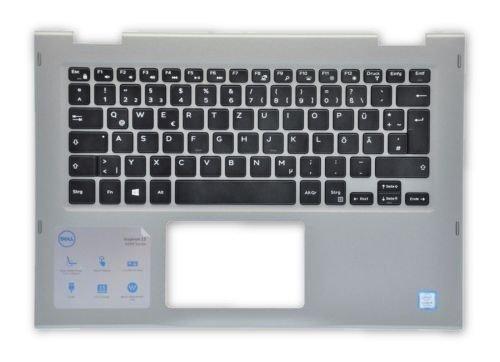 Preisvergleich Produktbild Dell Inspiron 13 5368,  5378 Palmrest With GERMAN Keyboard YK5M5 JCHV0 DMH2R
