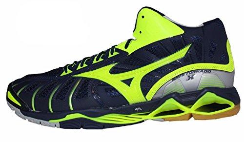 Mizuno Chaussures de volleyball pour Wave Tornado x Mid