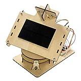 Robotistan Solar Tracking Kit with Arduino - Smart Dual Axis Solar Tracker System with 6V Mini Solar Panel, Stem Kit for Kids, DIY...