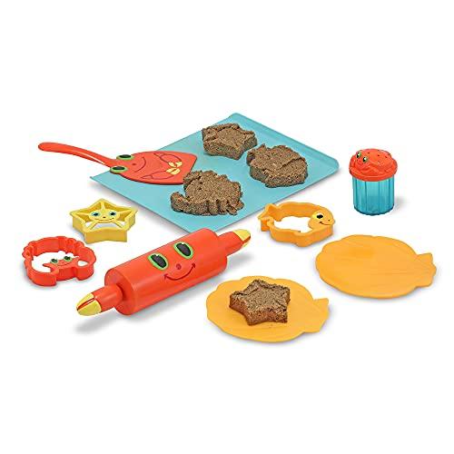 Product Image of the Melissa & Doug Sunny Patch Seaside Sidekicks Sand Cookie-Baking Set