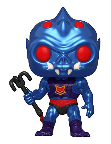 POP Funko Masters of The Universe 997 - Webstor Metallic Special Edition