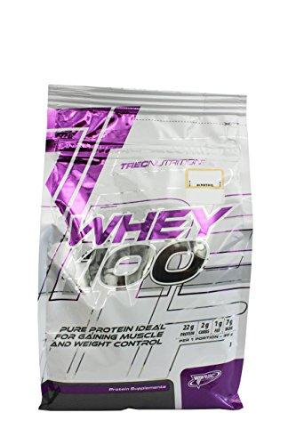 Trec Nutrition Whey 100, Proteinkonzentrat - Geschmack: Cookies, 2.275 kg