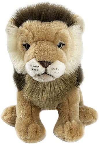 XIAN Jouet Lion de 9,8 Pouces Lion hailing