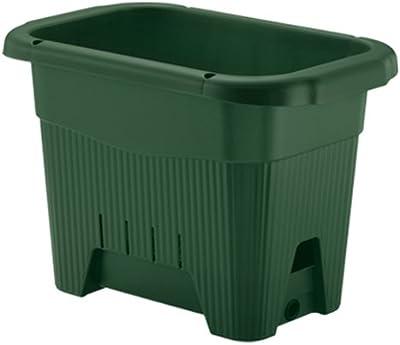 リッチェル 水ラク 緑のカーテンプランター 45型 ダークグリーン