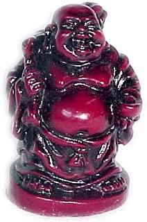 Miniature Soapstone Spiritual Journey Pocket Buddha 1 Inch