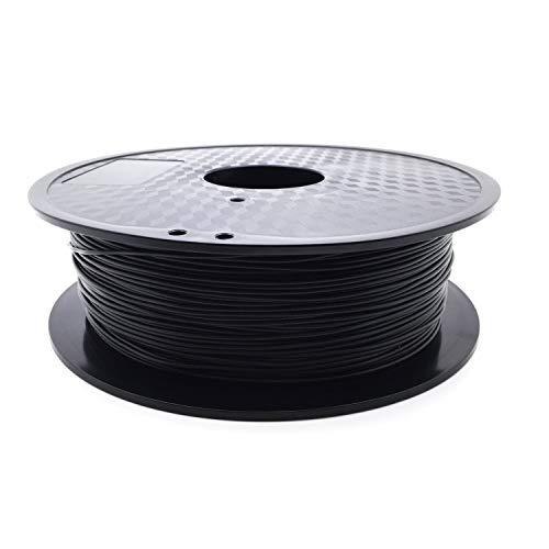 AptoFun Filamento in Fibra di Carbonio Plus/Carbon Plus (1,75 mm, 1 kg, 300 M, 200 ° C - 220 ° C) con qualità Premium per Stampante 3D / Penne 3D